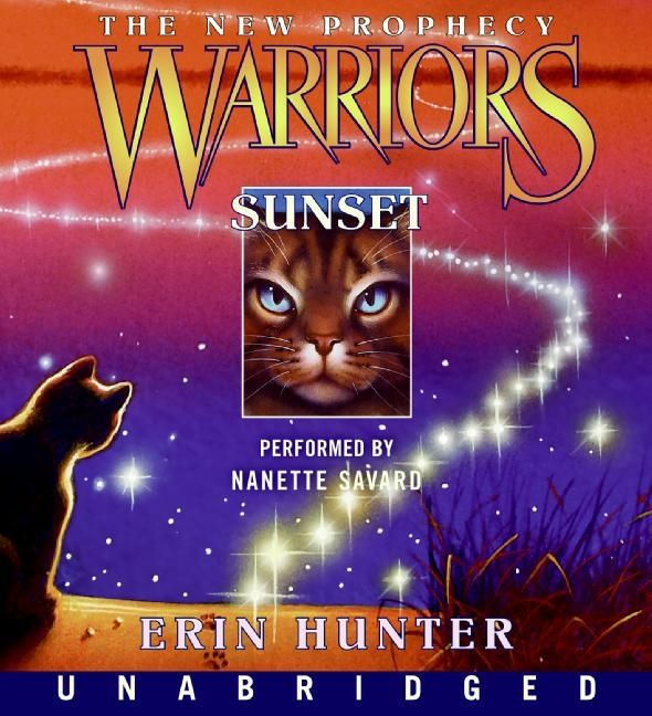 Warriors Erin Hunter Book Review: Warriors: The New Prophecy #6: Sunset