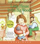 Little House In The Big Woods Unabr CD Low Price