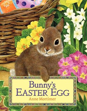 Bunny's Easter Egg book image