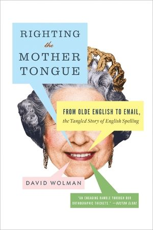 Righting the Mother Tongue book image