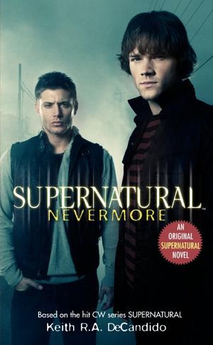 Supernatural: Nevermore book image