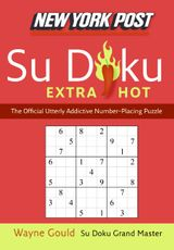 New York Post Extra Hot Su Doku