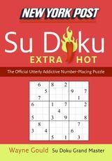 New York Post Extra Hot Su Doku