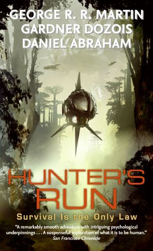 Hunter's Run book image