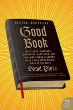 Good Book Paperback  by David Plotz