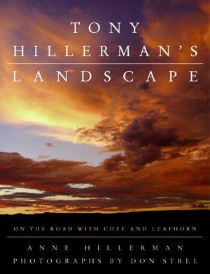 Tony Hillerman's Landscape book image