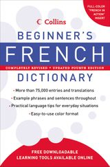 Collins Beginner's French Dictionary, 4th Edition