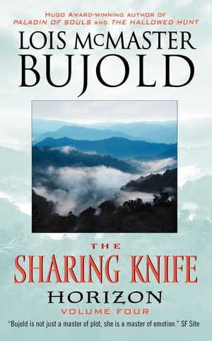The Sharing Knife, Volume Four book image