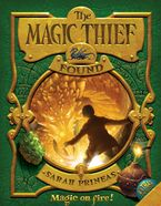 The Magic Thief: Found Paperback  by Sarah Prineas
