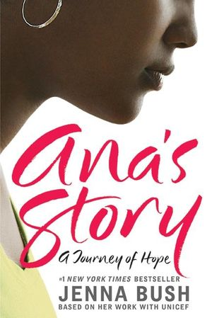 Ana's Story book image