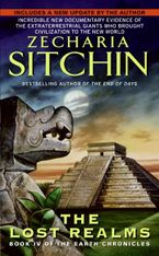 lost rea Paperback  by Zecharia Sitchin