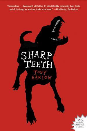 Sharp Teeth book image