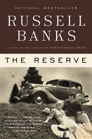 The Reserve book image