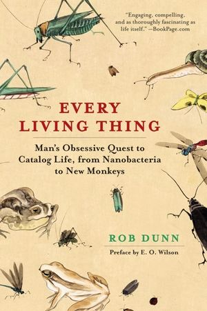 Every Living Thing book image