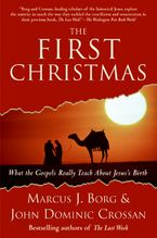 The First Christmas Paperback  by Marcus J. Borg