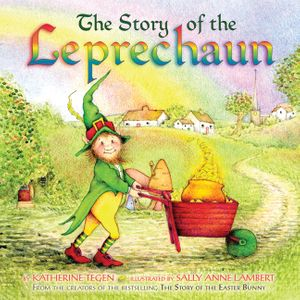 The Story of the Leprechaun book image