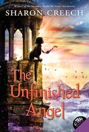 The Unfinished Angel book image