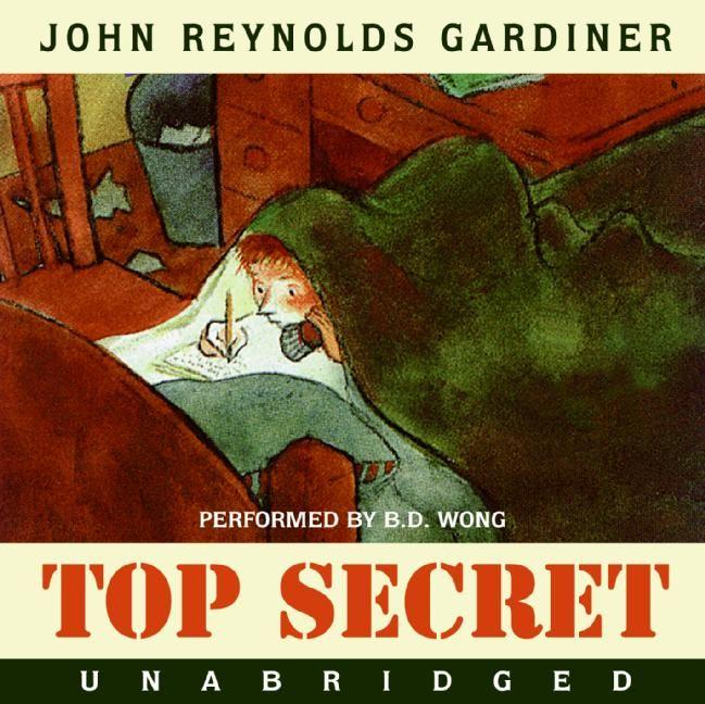 top secret john reynolds gardiner digital audiobook