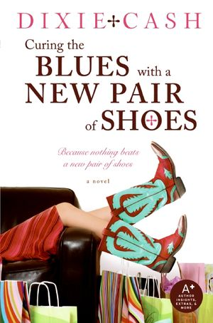 Curing the Blues with a New Pair of Shoes book image