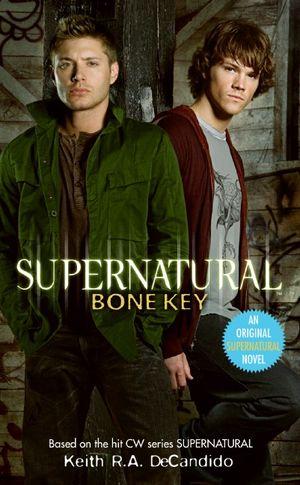 Supernatural: Bone Key book image