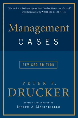 Management Cases, Revised Edition book image