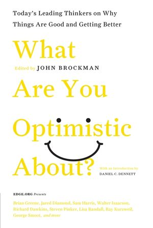 What Are You Optimistic About? book image