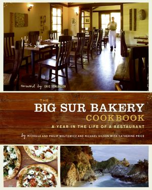 The Big Sur Bakery Cookbook book image