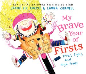 My Brave Year of Firsts book image