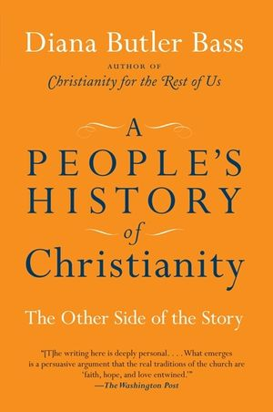 A People's History of Christianity book image