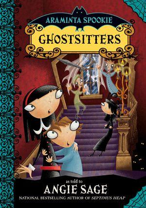 Araminta Spookie 5: Ghostsitters book image