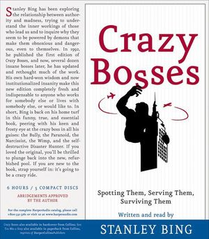 Crazy Bosses and Sun Tzu book image