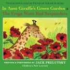 In Aunt Giraffe's Green Garden