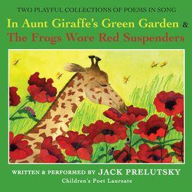In Aunt Giraffe's Green Garden