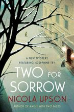 Two for Sorrow Paperback  by Nicola Upson