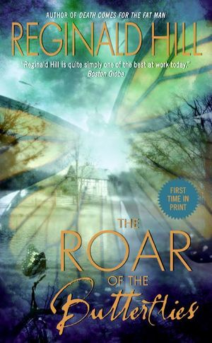 The Roar of the Butterflies book image