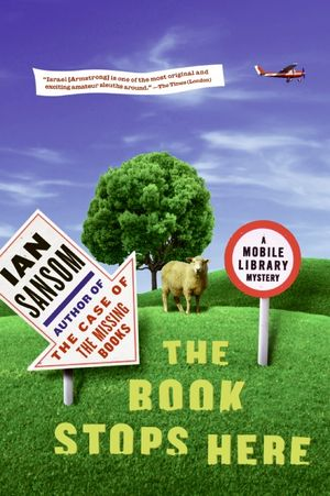 The Book Stops Here book image
