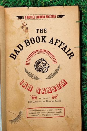 The Bad Book Affair book image
