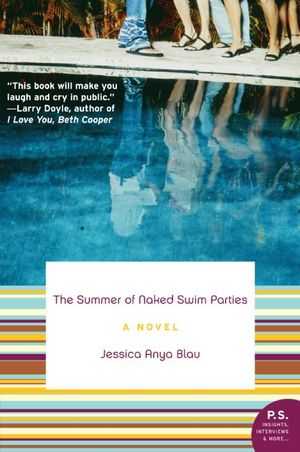 The Summer of Naked Swim Parties book image