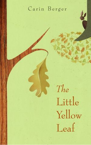 The Little Yellow Leaf book image