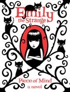 Emily the Strange: Piece of Mind Paperback  by Rob Reger