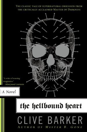 The Hellbound Heart book image