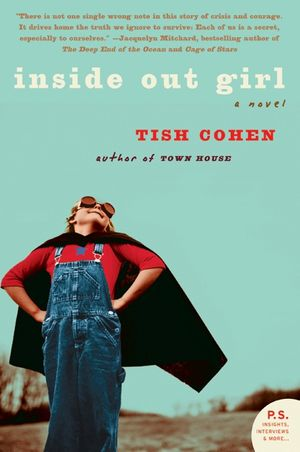 Inside Out Girl book image