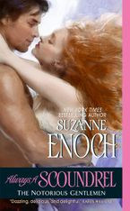 Always a Scoundrel Paperback  by Suzanne Enoch