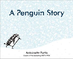 A Penguin Story book image