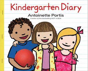Kindergarten Diary book image