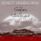 the-snows-of-kilimanjaro-cd