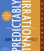 The Predictably Irrational CD CD-Audio UBR by Dan Ariely