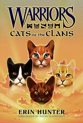 Warriors by Erin Hunter | Complete list of Warriors Books