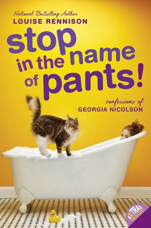 Stop in the Name of Pants! book image