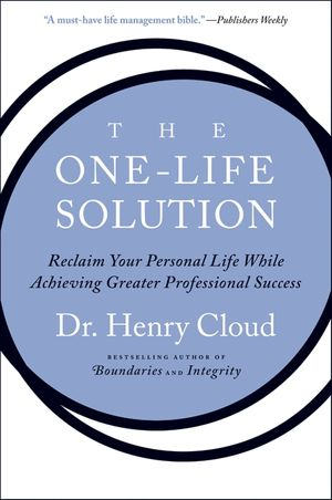 The One-Life Solution book image